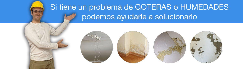 Goteras Barcelona