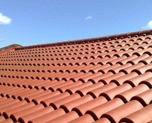 tejado goteras