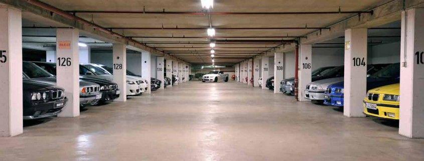 procedencia goteras garajes