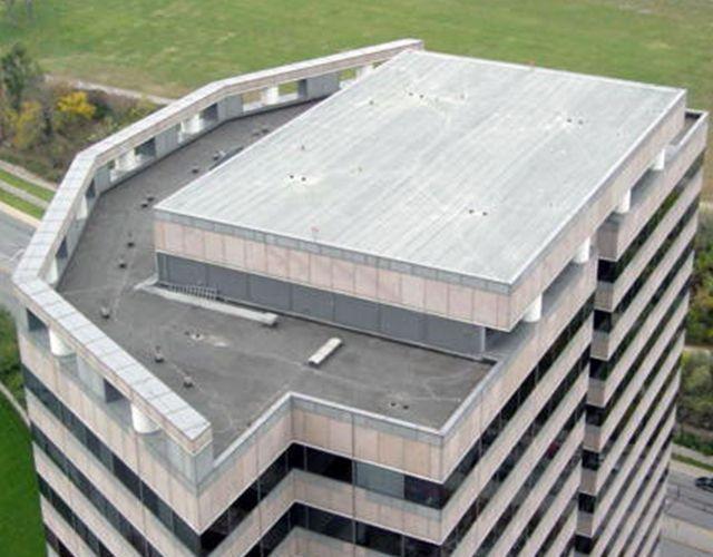 Todo tipo de cubiertas de edificios y comunidades de vecinos