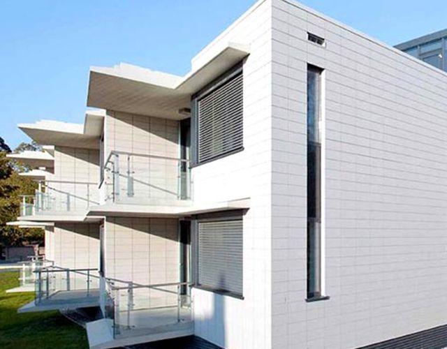 Reparación de fachadas de edificios y cubiertas de comunidades
