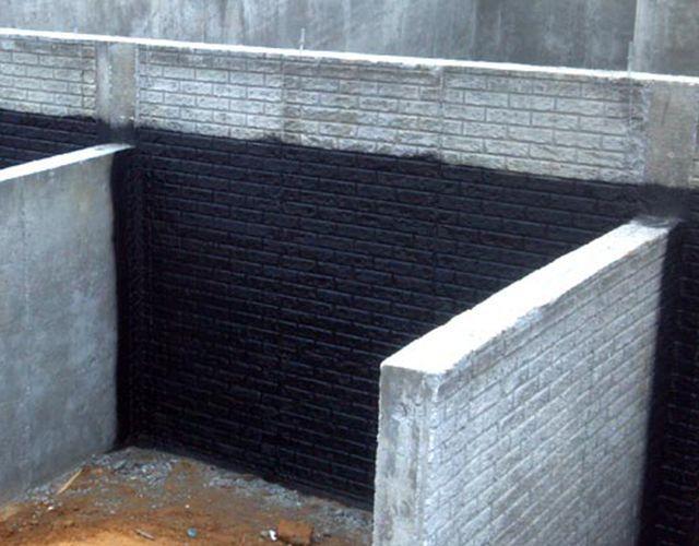 Eliminación de humedad en sótanos y zonas enterradas