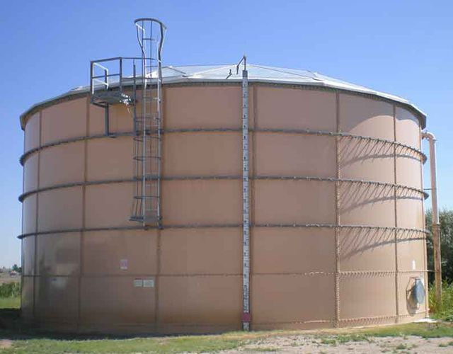 Reparación de filtraciones en tanques, depósitos y sótanos