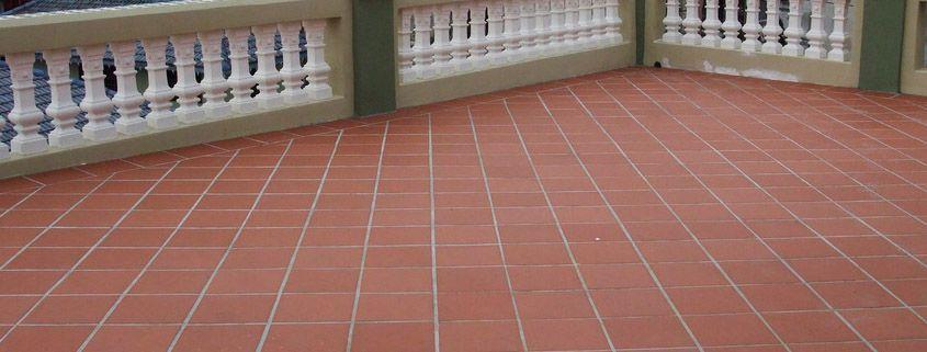 Cambiar el suelo de la terraza