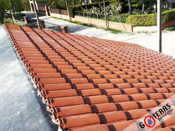 Cambio de tejado