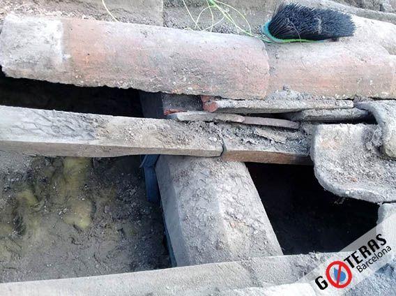 Reparación de tejados - Paso 2