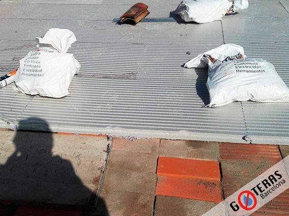 Reparación de tejados - Paso 3