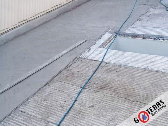 Reparación de tejados - Paso 4