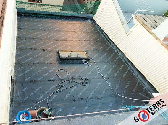 Reparación de tejados - Paso 6