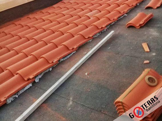 Reparación de tejados - Paso 7