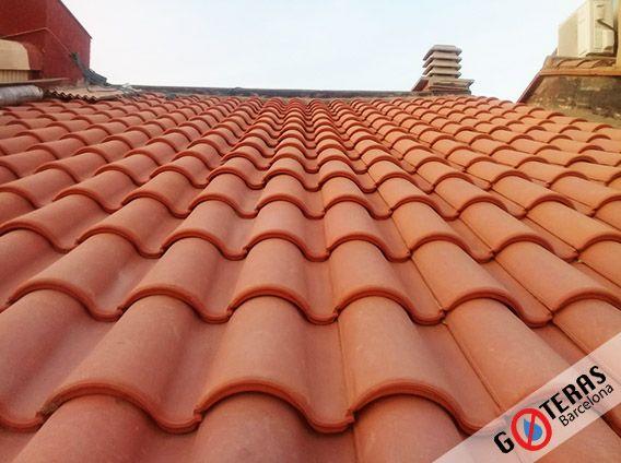 Reparación de tejados - Paso 8