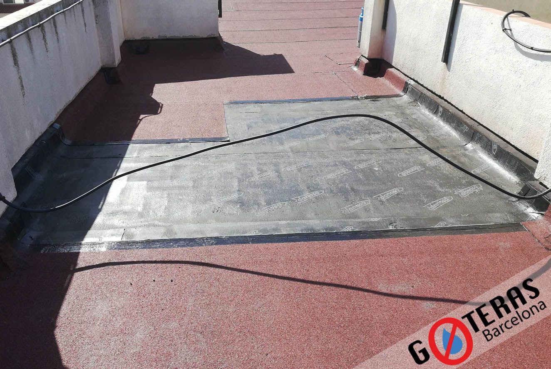 Reparación de terrazas y terrados